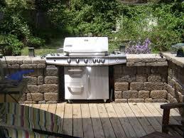 Outdoor Kitchen Uth | Simple Outdoor Kitchen Ideas