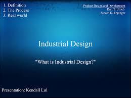 Product Design Development Ulrich Industrial Design