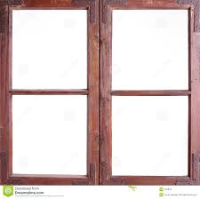 Old Window Old Window Frame Stock Photo Image 716870