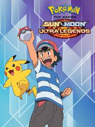 Watch Pokemon The Series: Sun & Moon Ultra Legends Season 22 Episode 13:  Showdown On Poni Island! Online (2020)