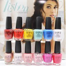 image is loading opi nail polish lacquer lisbon collection spring summer