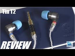 REVIEW: <b>Tin Audio T2</b> - HiFi Hi-Res IEM Earbuds - $50 - YouTube