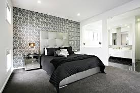 Wallpaper Living Room Feature Wall Metric Design Centre Throwback Thursday