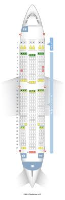 Seatguru Seat Map Air Transat Airbus A310 300 313 New