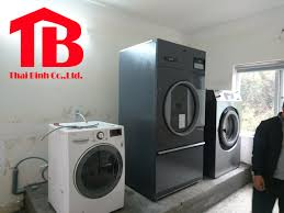 Máy giặt công nghiệp có công suất 30kg thì chọn máy sấy có công suất bao  nhiêu?