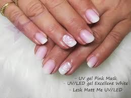 Uv Gel Pink Mask 30ml Mléčně Růžový Babyboomer