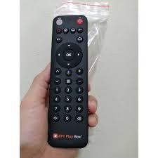 Remote Điều Khiển Giọng Nói Cho TV FPT Play Box + (FPT Play Box 2019) -  Hàng chính hãng., Giá tháng 10/2020