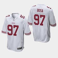 White Francisco Men's Jersey Fan Nfl Store San Jersey 49ers