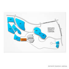 Duluth Infinite Energy Center Seating Chart Post Malone Parking Duluth 3 3 2020 8 01 Pm Vivid Seats