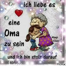 Ich Liebe Es Oma Opa Oma Sprüche Sprüche Für Oma Und Enkel