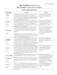 Event Checklist Template Word Poporon Co