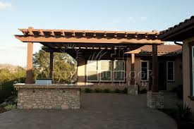 attached covered patio ideas. Western Pavers Patio Cover Attached To House - Wood Tellis  Gallery Attached Covered Patio Ideas
