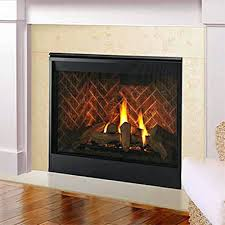 electronic ignition fireplace control valve gas