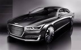 new car launches australia 2015Genesis 2016 G90  Genesis unveils G90 flagship  GoAuto