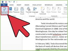 ways to check punctuation in microsoft word wikihow image titled check punctuation in microsoft word step 10