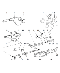 2003 dodge sprinter 3500 parking brake lever assembly diagram 00i84308