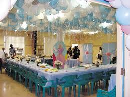 Idee Deco Anniversaire Enfant Bleu Ballons Table Decoration | Déco ...