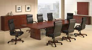 conference room table ideas. Download Beautiful Boardroom Conference Table Design For Eight Persons Image Room Ideas