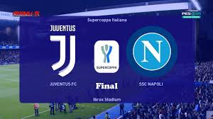 Ronaldo lifts juventus in supercoppa. Pes 2021 Juventus Vs Napoli Supercoppa Italiana Final Gameplay Pc Youtube