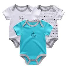2017 Sale Winter Romper Fantasia Infantil Baby Girl Family Sayings Short Sleeve Romper Baby Clothing Wild Boy 0 33 6months