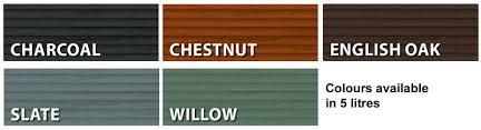 Ronseal Varnish Colour Chart Ronseal Deck Rescue Paint 5 Litre The Decking Paint Choice