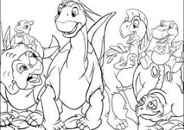 Small Picture The Land Before Time Coloring Pages Coloring4Freecom