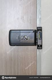 Back Side Electronic Door Lock Room — Stock Photo © civic_dm@hotmail ...