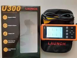 Launch U300 Universal Obd2 Scan Tool For Engine System Transmission At Scanner