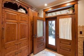 craftsman double front door. Craftsman Entry Door. Custom Solid Wood Historical Home Renovation Mahogany Double  Door With Transom Craftsman Double Front Door R