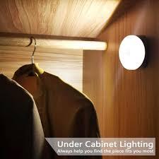 Đèn Cảm Biến Chuyển Động Không Dây Đèn LED Tròn Hình Chữ Nhật Đèn LED Ốp  Trần Đèn Trang Trí Cầu Thang Tủ Quần Áo Phòng Lối Đi Chiếu Sáng|Đèn Trần LED