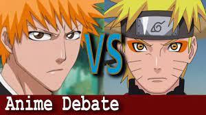 Bleach vs Naruto Shippuden   Anime Debate   Naruto shippuden anime, Bleach  anime, Naruto