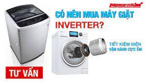 Máy giặt Inverter là gì? - Nguyễn Kim - YouTube