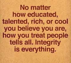 Quotes About Integrity Enchanting 48 Integrity Quotes 48 QuotePrism