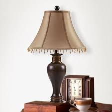 brown table lamps. Modern Retro Brown Fabric Shade High Quality Table Lamps M