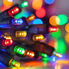 Battery Operated Lights - 20 Multicolor Battery Operated 5mm LED ...
