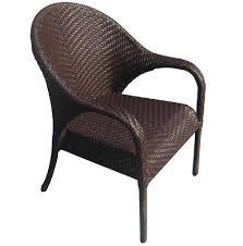 pe rattan plastic chair outdoor leisure beach chair 3