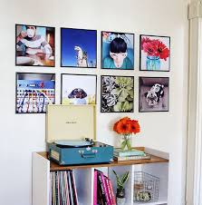album cover display as art 12  on wall art using vinyl records with record covers as wall art home tweaks