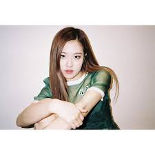 rose rose blackpink photo