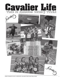2009 JCCC Track Media Guide by Chris Gray - issuu