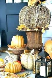 outdoor turkey decorations thanksgiving