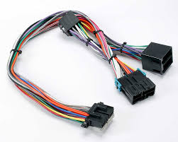 general motors bluetooth® wiring harness integrates bluetooth cell Gmc Wiring Harness general motors bluetooth® wiring harness integrates bluetooth cell phone kits with factory stereos in select vehicles, 1985 up at crutchfield com gmc wiring harness diagram
