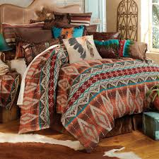 western bedding sets queen size sonoran sky bed set lone star western decor