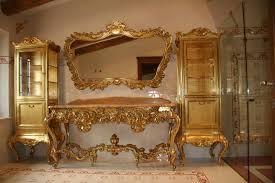 Arredo Villa in Stile Barocco: arredo camere da letto 100% made in ...