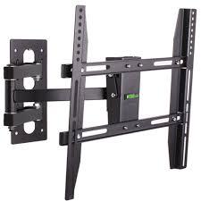 heavy duty swivel tilt tv wall mount bracket universal fit 32 42 46 48 50