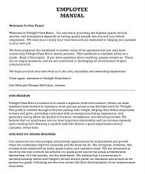 Staff Manual Template Enchanting Staff Handbook Template Santocon