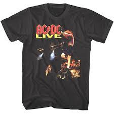 <b>Trendy fashion</b> new spot <b>hot sale</b> Acdc Live In Concert Mens T-Shirt ...