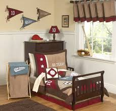 all in one per free fitted crib sheet for allstar sports bedding sets only 29 99