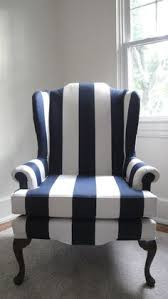 blue and white chair. Favorable Blue And White Striped Chair In Styles Of Chairs With Additional 87