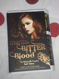 Never Judge a Book by its Cover Showcase Sunday 12 Bitter Blood The Morganville Vampire 13 by Rachel Caine