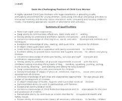 Sample Job Objectives Resume Preschool Teacher Resume Objective
